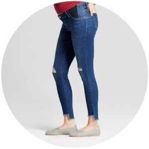 👖💙NWT Isabel Maternity Jeans w Side Panels💙👖